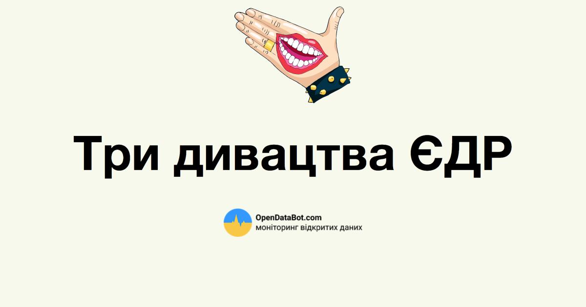 Три дивацтва ЄДР, які ставлять під загрозу український бізнес